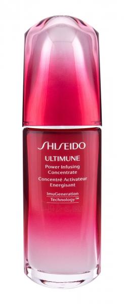 Regeneruojantis odos serumas Shiseido Ultimune 75ml Power Infusing Concentrate Paveikslėlis 1 iš 1 310820224119