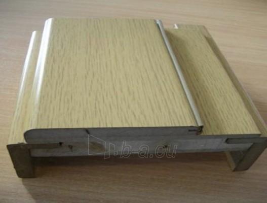 Regulējama durvju rāmis 120-170 mm, bezmaksas slieksnis Paveikslėlis 1 iš 1 237930400244