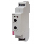 Relė montuojama ant DIN bėgelio, apšvietimo lygio dimeriavimui, led ir kompaktinėms lemputėms DIM-15, ETI 002470290 Paveikslėlis 1 iš 2 310820055956