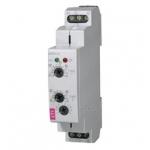 Relė skysčio lygio kontrolės, modulinė, 8A, 24-240V AC/DC, apkrovos ribos 1,6-16A, 1P perjungiančios, IP40, HRH-5, ETI 002471715 Paveikslėlis 1 iš 2 310820055959