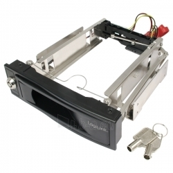Rėmas SATA HDD LogiLink skirtas 3,5 diskams Paveikslėlis 1 iš 1 250256401240
