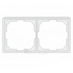 Rėmelis įleidžiamas, 2 vietų, baltas, Vilma ST150 R02 V Paveikslėlis 1 iš 1 223832000299