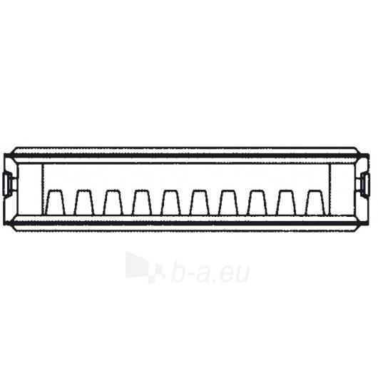 Renovacinis Plieninis radiatorius HM HEIZKORPER, tipas 20 Paveikslėlis 1 iš 2 270621002720