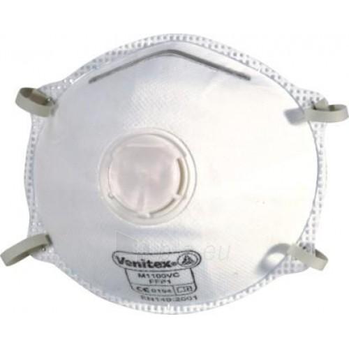 Respiratorius su vožtuvu FFP1 M1100V (10 vnt.) Paveikslėlis 1 iš 1 224607500017