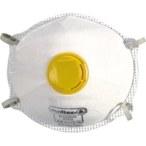 Respiratorius su vožtuvu FFP2 M1200V (10 vnt.) Paveikslėlis 1 iš 1 224607500018