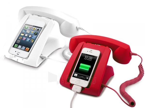 Retro stovas mobiliajam telefonui Paveikslėlis 1 iš 10 251005000185
