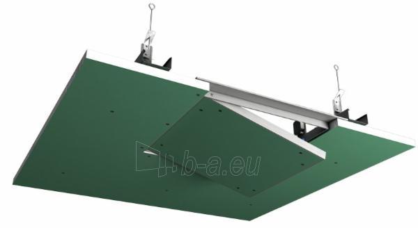 Inspection door Alu-Rev 400x400/ 12.5 mm Paveikslėlis 3 iš 3 237350000177