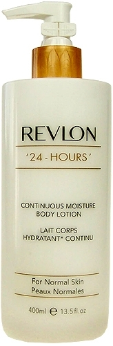 Revlon 24H Continuous Moisture Body Lotion Cosmetic 400ml Paveikslėlis 1 iš 1 250850200567