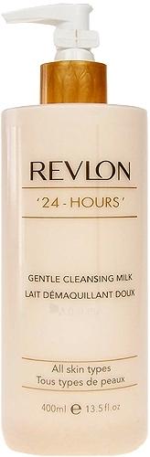 Revlon 24H Gentle Cleansing Milk Cosmetic 400ml Paveikslėlis 1 iš 1 250840700319