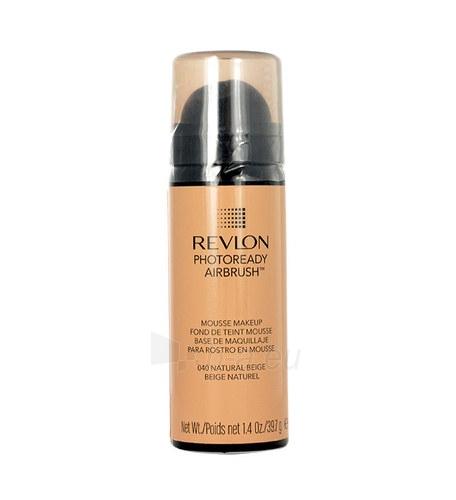 Revlon Photoready Airbrush Mousse Makeup Cosmetic 39,7g 030 Nude Paveikslėlis 1 iš 1 310820011412