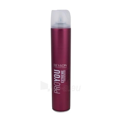 Revlon ProYou Hair Spray Extreme Cosmetic 500ml Paveikslėlis 1 iš 1 250832500253