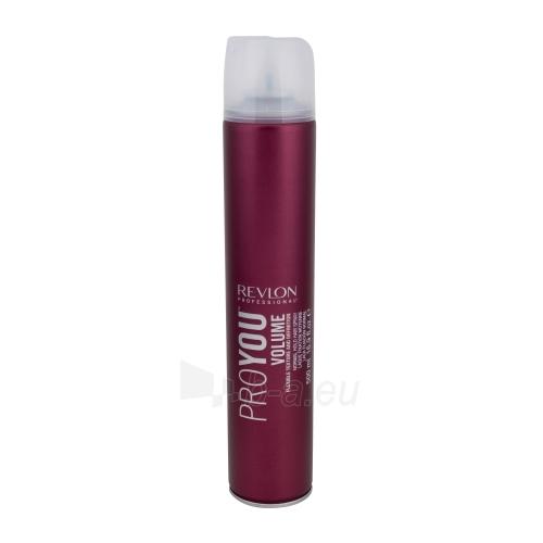 Revlon ProYou Hair Spray Volume Cosmetic 500ml Paveikslėlis 1 iš 1 250832500252