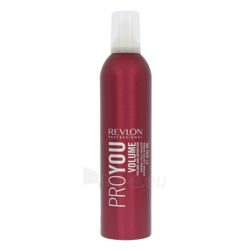 Revlon ProYou Hold Mousse Volume Cosmetic 400ml Paveikslėlis 1 iš 1 250832500250