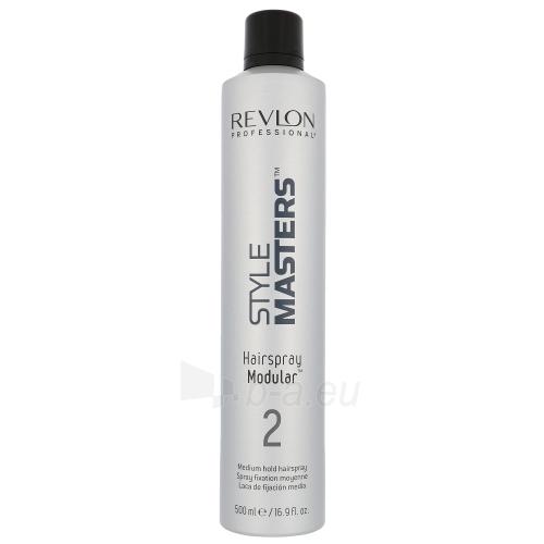 Revlon Style Masters Hairspray Modular 2 Cosmetic 500ml Paveikslėlis 1 iš 1 250832500391