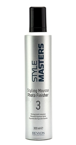 Revlon Style Masters Styling Mousse Photo Finisher 3 Cosmetic 300ml Paveikslėlis 1 iš 1 250832500582