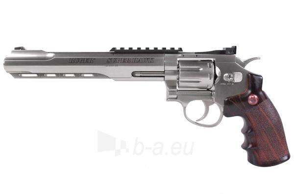 Revolveris AEG RUGER Superhawk CO2 Paveikslėlis 1 iš 1 251570200014