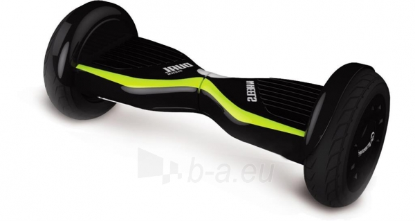 Riedis SMART BALANCE BOARD Skymaster Wheels 11 Dual Smart black-yellow Paveikslėlis 1 iš 1 310820168271