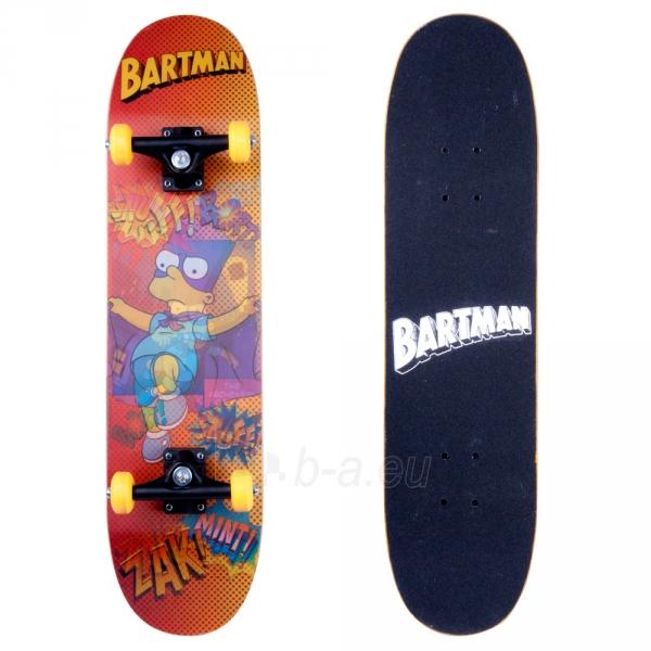 Riedlentė Bart Simpson 3D Paveikslėlis 1 iš 6 310820014835
