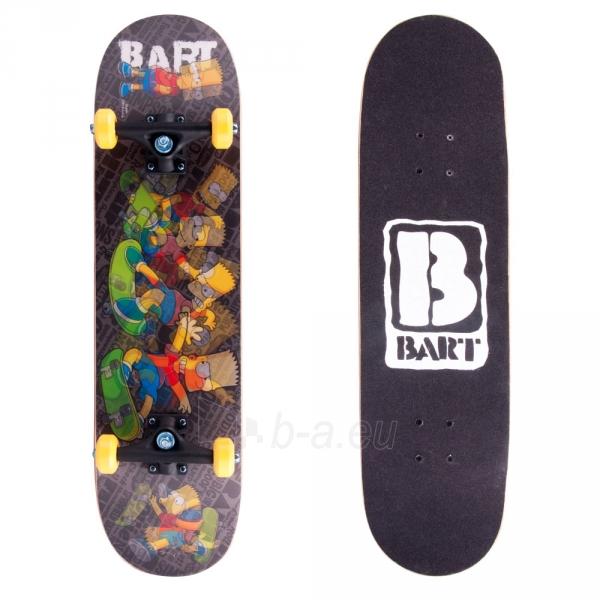 Riedlentė Bart Simpson 3D Paveikslėlis 3 iš 6 310820014835