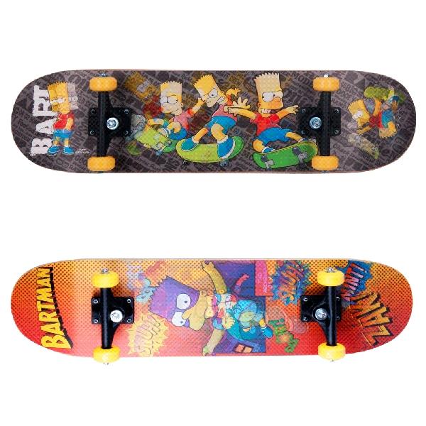 Riedlentė Bart Simpson 3D Paveikslėlis 4 iš 6 310820014835