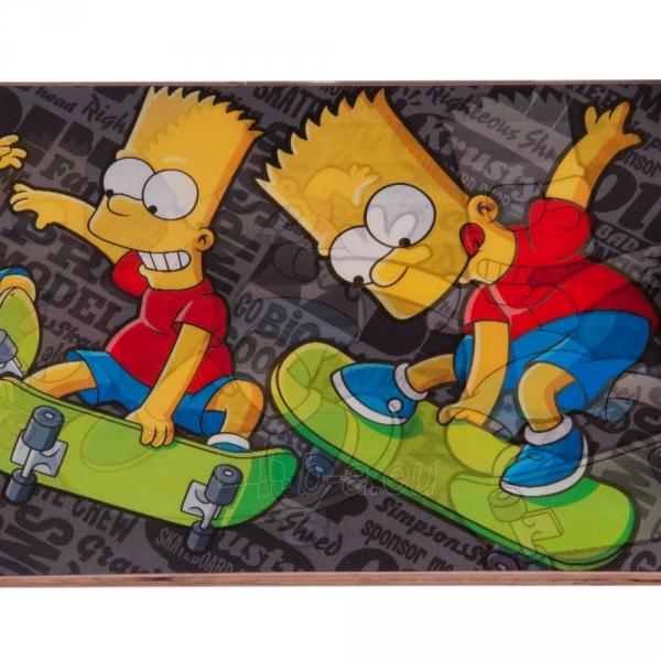 Riedlentė Bart Simpson 3D Paveikslėlis 5 iš 6 310820014835