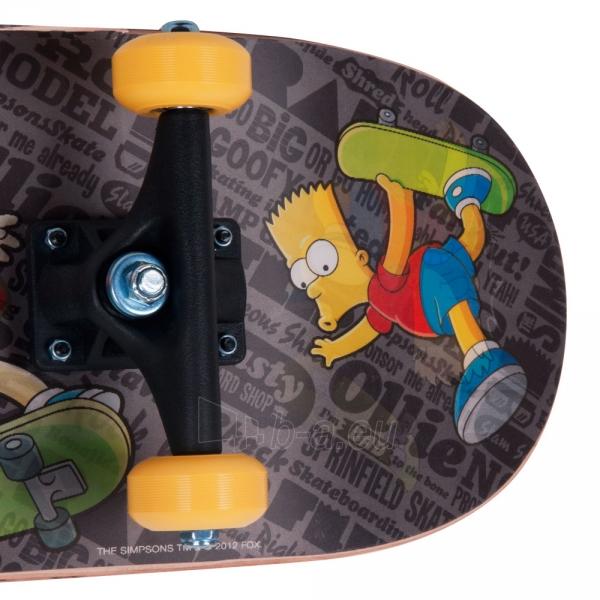 Riedlentė Bart Simpson 3D Paveikslėlis 6 iš 6 310820014835