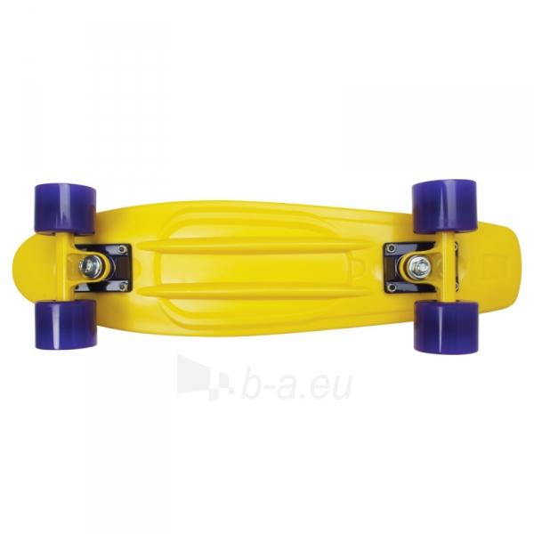 Riedlentė Candy Board yellow/purple size 22 Paveikslėlis 1 iš 2 310820077878