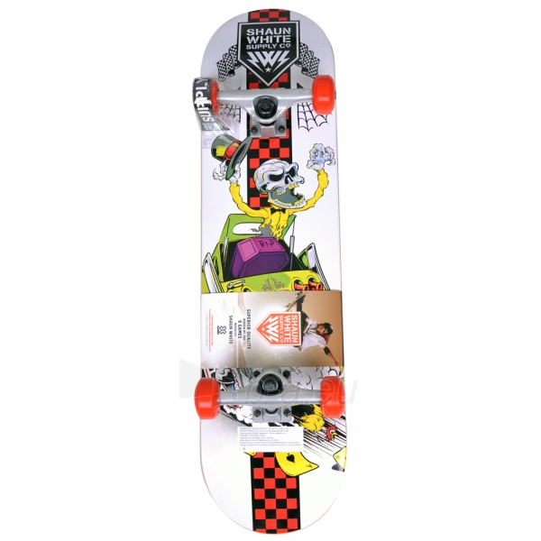 Skrituļdēlis Shaun White Skateboard Demon Paveikslėlis 1 iš 1 30083700047