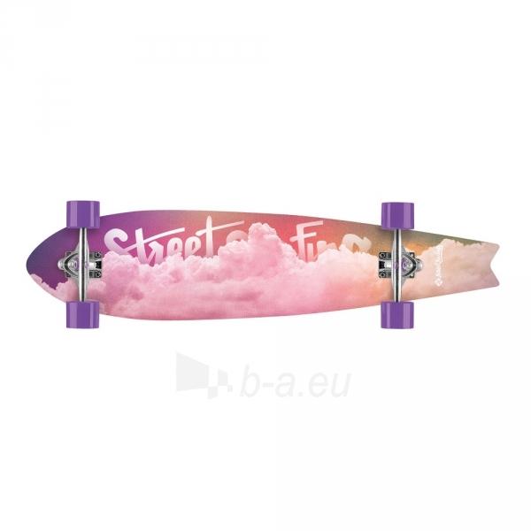 Skrituļdēlis Street Surfing Fishtail - Cloudy 42 Longboard Paveikslėlis 3 iš 6 310820012299