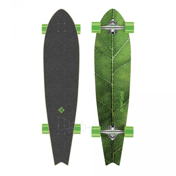 Riedlentė Street Surfing Fishtail - The Leaf 42 Longboard Paveikslėlis 1 iš 6 310820012301