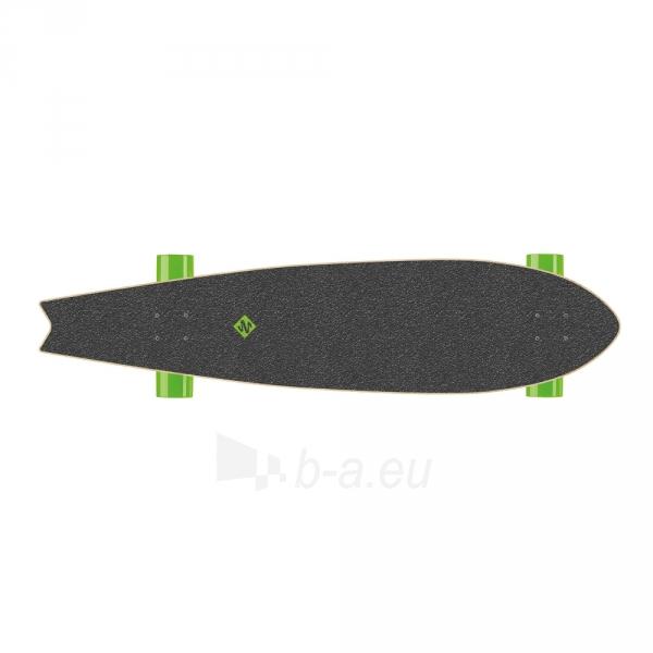 Riedlentė Street Surfing Fishtail - The Leaf 42 Longboard Paveikslėlis 2 iš 6 310820012301