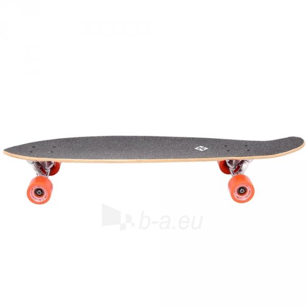 Riedlentė Street Surfing Kicktail - Damaged Orange 36 Longboard Paveikslėlis 4 iš 6 310820012293