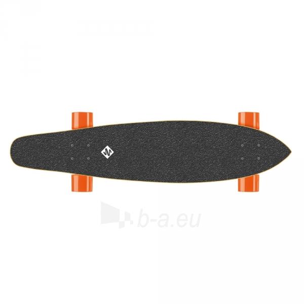 Riedlentė Street Surfing Kicktail - Damaged Orange 36 Longboard Paveikslėlis 6 iš 6 310820012293