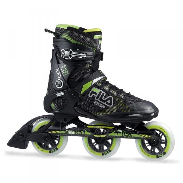Riedučiai Fila Primo 100 black/green/F18 42 Paveikslėlis 1 iš 1 310820137737