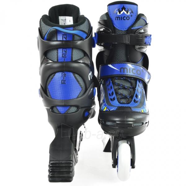 Skrituļslidas Mico Funny Blue PW-117J Paveikslėlis 4 iš 5 310820179254