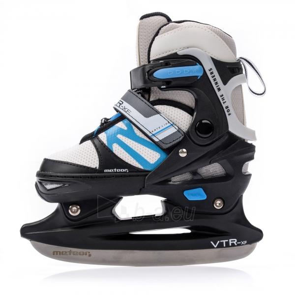 Skrituļslidas-slidas METEOR VOLTER grey/ black/ blue Paveikslėlis 4 iš 4 310820225846
