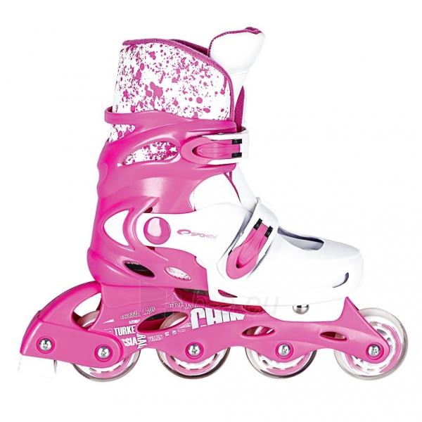 Riedučiai Spokey SPLASH Pink Paveikslėlis 1 iš 2 310820011022