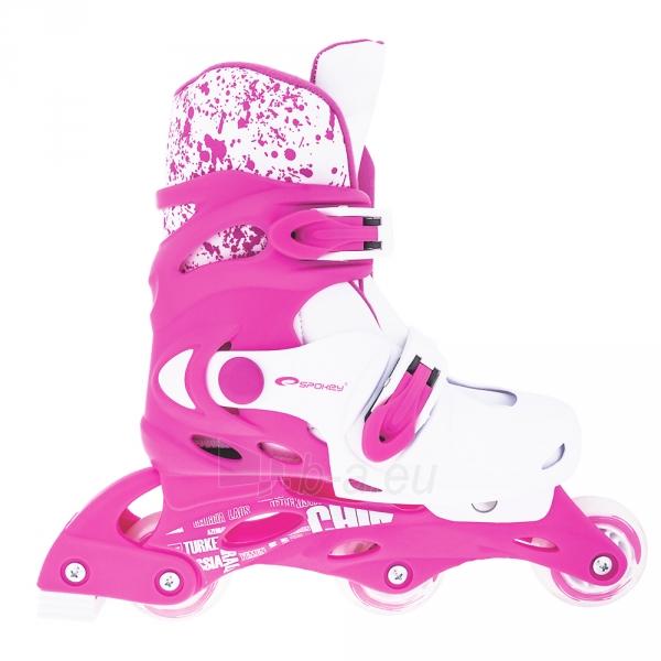 Riedučiai Spokey SPLASH Pink Paveikslėlis 2 iš 2 310820011022