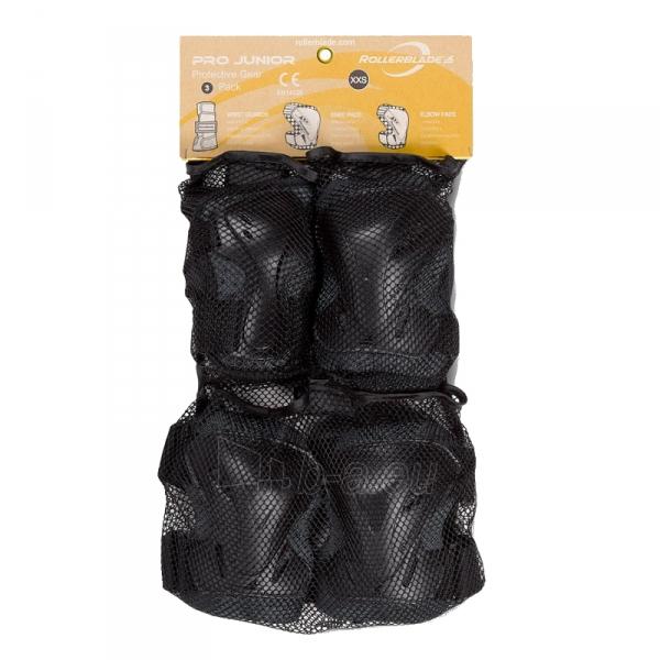 Riedutininko apsaugos Rollerblade Junior 3 pack Paveikslėlis 1 iš 1 310820137829