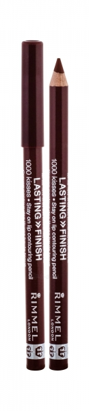 Rimmel London 1000 Kisses Stay On Lip Pencil 1,2g Coffee Bean Paveikslėlis 2 iš 2 250872300082
