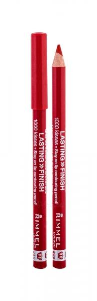 Rimmel London 1000 Kisses Stay On Lip Pencil 1,2g Red Dynamite Paveikslėlis 3 iš 3 250872300081