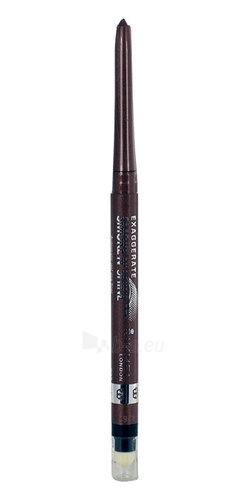 Rimmel London Exaggerate Smoke N Shine Gel Eye Liner Cosmetic 0,28g 002 Copper Bling Paveikslėlis 1 iš 1 2508713000445