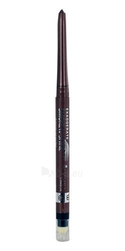 Rimmel London Exaggerate Smoke N Shine Gel Eye Liner Cosmetic 0,28g 003 Purple Craze Paveikslėlis 1 iš 1 2508713000406
