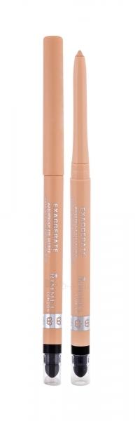 Rimmel London Exaggerate Waterproof Eye Definer Cosmetic 0,28g 213 In The Nude Paveikslėlis 3 iš 3 2508713000302