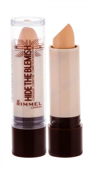 Rimmel London Hide The Blemish Concealer Stick 4,5g Natural Beige Paveikslėlis 2 iš 2 250873200210