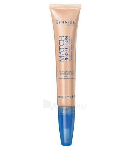 Rimmel London Match Perfection Skin Tone 2in1 Concealer 7ml Classic Beige Paveikslėlis 1 iš 1 250873200204