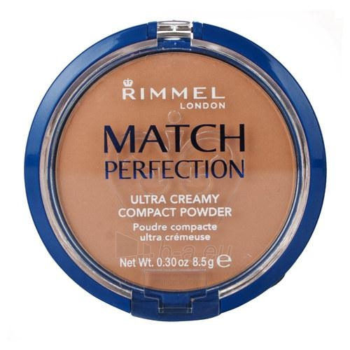 Rimmel London Match Perfection Ultra Creamy Compact Powder 8,5g 201 Classic Beige Paveikslėlis 1 iš 1 250873300437