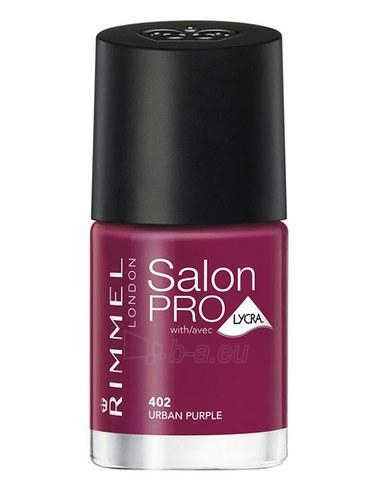 Rimmel London Salon Pro Cosmetic 12ml 402 Urban Purple Paveikslėlis 1 iš 1 250874000294