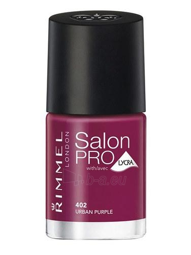 Rimmel London Salon Pro Cosmetic 12ml 421 Clearly Clear Paveikslėlis 1 iš 1 250874000416
