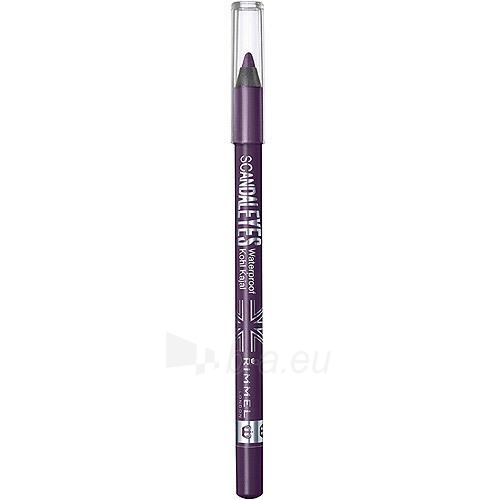 Rimmel London Scandal Eyes Waterproof Kajal Cosmetic 1,2g 005 Nude Paveikslėlis 1 iš 1 2508713000216